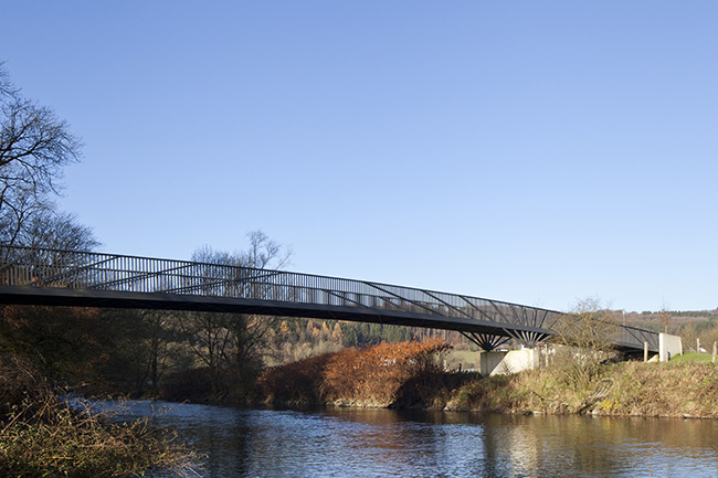 Zwei Aggerbrücken, Overath