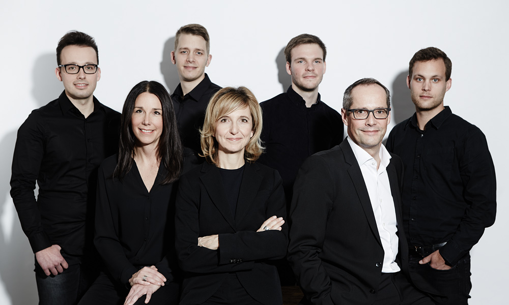 Halfmann Architekten Team