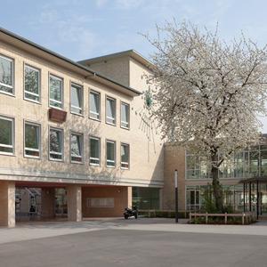 friedrich wilhelm gymnasium k ln halfmann architekten. Black Bedroom Furniture Sets. Home Design Ideas