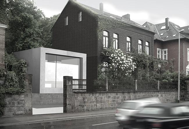 Wohnhaus, Mülheim an der Ruhr