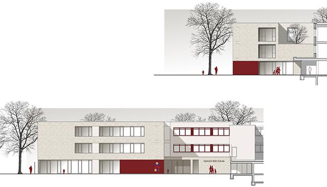 Heinrich-Böll-Schule, Frechen