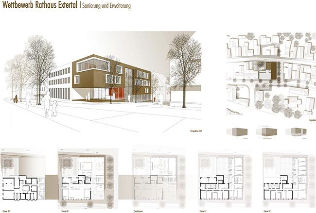 Rathaus Extertal