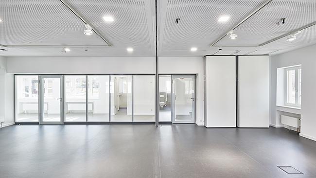 Torhäuser Neue Zeche Westerholt Umbau und energetische Sanierung der beiden Torhäuser zum Infocenter Energielabor Ruhr