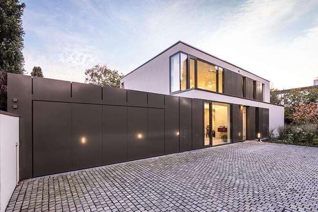 Wohnhaus, Köln West